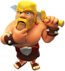 cara main clash of clans